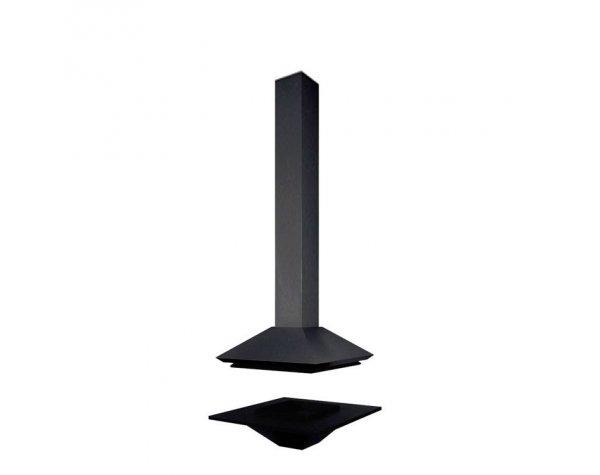 Дизайнерский камин Traforart Gaia Central black