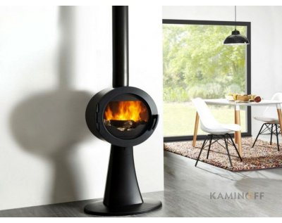 Дизайнерский камин Godin Plomen