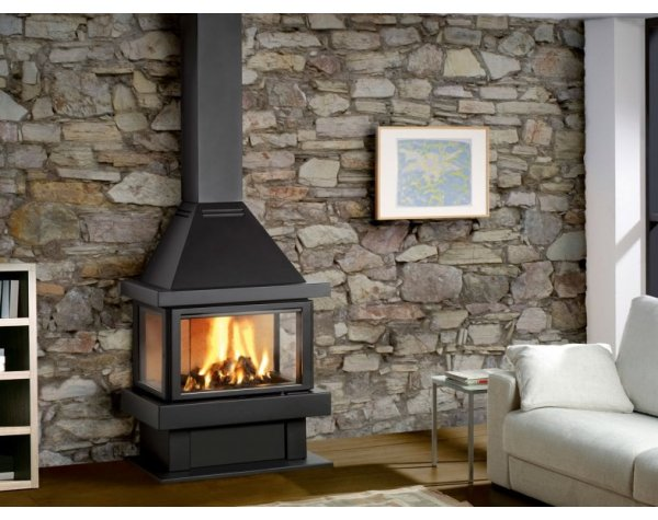 Дизайнерский камин Rocal Barbara-90