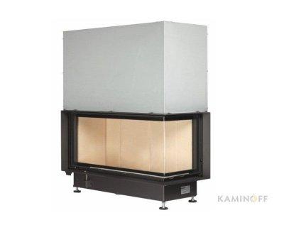 Конвекционная топка Brunner Architektur-Kamin Eck 45/101/40