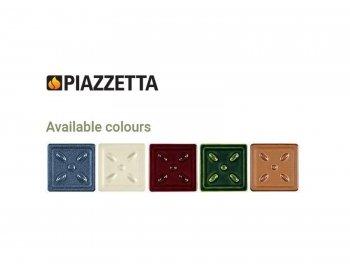 Піч-камін Piazzetta E918