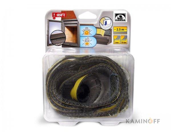 Шнур из керамического волокна клейкий Hansa