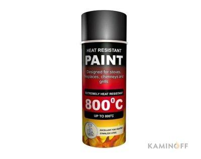 Термостойкая краска 400 мл
