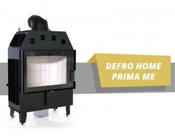 Конвекционная топка Defro Home Prima ME
