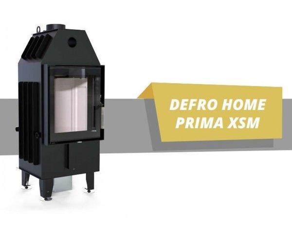 Конвекционная топка Defro Home XSM