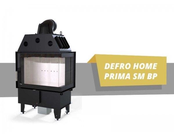 Конвекционная топка Defro Home Prima SM BP