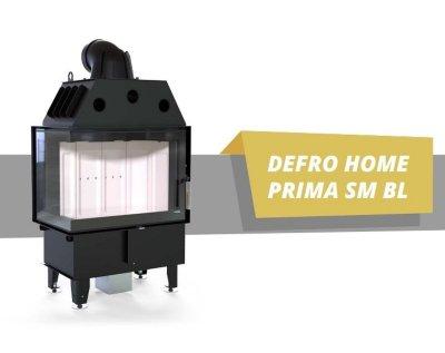Конвекционная топка Defro Home Prima SM BL