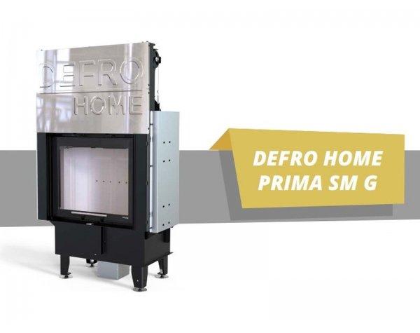 Конвекционная топка Defro Home Prima SM G