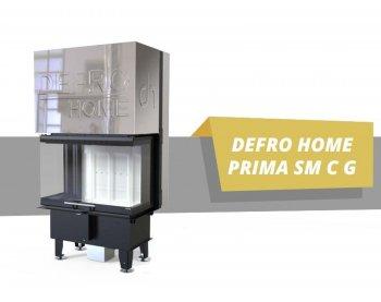 Конвекционная топка Defro Home Prima SM C G