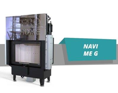 Топка с водяным контуром Defro Home Navi ME G