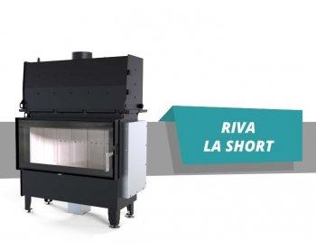 Топка с водяным контуром Defro Home RIVA LA SHORT